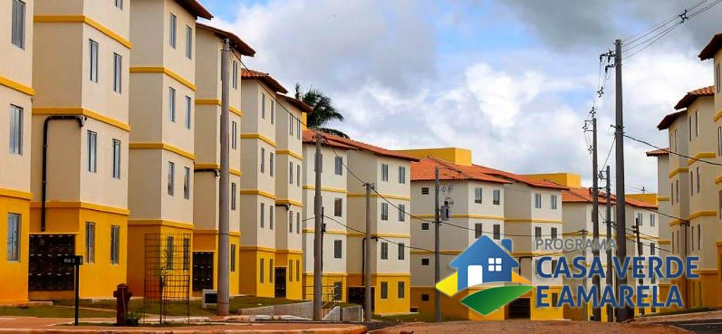 Financiamento Casa Verde e Amarela 2021